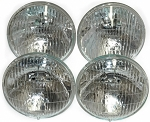 C3 Corvette 1968-1971 T-3 Reproduction Headlight Bulb Set