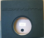C5 Corvette Base / Z06 1997-2004 Subwoofer Stealth Enclosure