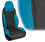 C6 Corvette 2005-2011 Z06-Inspired Leather Seat Covers