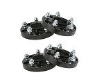 C3 C4 C5 C6 C7 Corvette 1968-2014+ Hub Centric Wheel Spacer Adapters - 4pc Set - 20mm