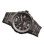 C6 Corvette 2005-2013 Gunmetal Stainless Steel Sport Watch - By Fossil