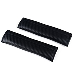 C1 C2 C3 C4 C5 C6 C7 Corvette 1953-2014+ Carbon Fiber Seat Belt Shoulder Pads