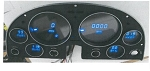 C2 Corvette 1963-1967 Direct Replacement Digital Dash Kit