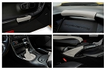 C5 Corvette 1997-2004 Interior 2-Tone Leather Accent Kit for Manual Transmissions