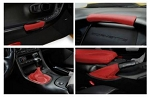 C5 Corvette 1997-2004 Interior Leather Accent Kit for Automatic Transmission - Color Options