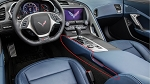 C7 Corvette Stingray/Z06/Grand Sport 2014+ GM Driver Side Console Trim Panel - Color Selection