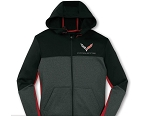 C7 Corvette 2014-2019 Colorblock Jacket w/ Z06 Logo - 3XL
