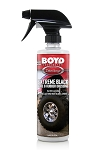 Corvette 1963-2019 Boyd Coddington Extreme Black Tire & Rubber Dressing - 16oz