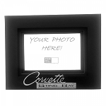C2 Corvette Stingray 1963-1965 Logo Picture Frame