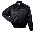 C6 Corvette Grand Sport 2006-2013 Satin Jackets - Black
