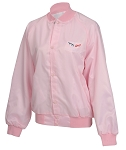 C5 Corvette 1997-2004 Satin Jackets - Pink