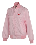C6 Corvette Grand Sport 2005-2013 Satin Jackets - Pink