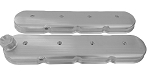 C4 C6 Corvette 1984-1996 & 2005-2013 L98 / LS2 / LS3 / LS7 Billet Valve Cover Without Tall Height Ignition Coil Posts