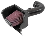 C7 Corvette Z06 2014+ K&N Cold Air Intake System