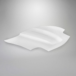 C5 Corvette 1997-2004 ACI Cowl Induction High-Rise Hood
