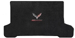 C7 Corvette Grand Sport 2017-2019 Lloyd Ultimat Crossed Flags/Grand Sport Cargo Mats