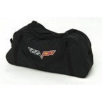 C6 Corvette 2005-2013 Car Cover Storage Bag - GM Licensed - Red or Black