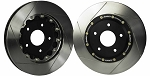 C5 C6 Corvette 1997-2013 Base Model Full Floating Rotor Set - 2 Piece Set