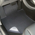 C5 Corvette 1997-2004 Lloyds Clear Protector Mats - 2pc Fronts