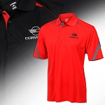 C4 Corvette 1984-1996 Racing-Inspired Embroidered Polo