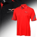 C6 Corvette 2005-2013 Racing-Inspired Embroidered Polo