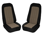 C3 Corvette 1970-1978 Neoprene Seat Covers