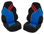 C4 Corvette Grand Sport 1996 Neoprene Seat Covers