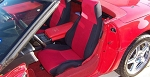 C4 Corvette 1984-1996 NeoSupreme Seat Covers