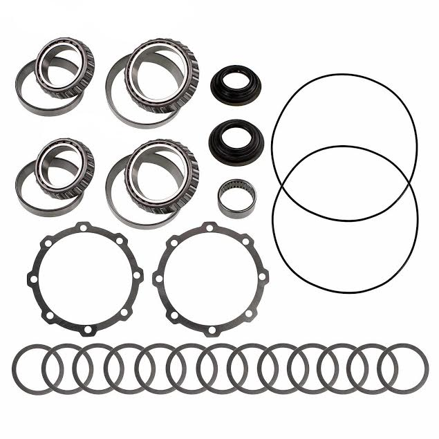 C5 C6 Corvette 1997 2013 Differential Bearing Seal Rebuild Kit