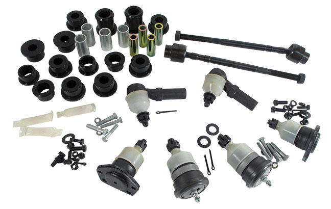 c4 corvette 1984 1996 complete front suspension rebuild kit corvette mods. Black Bedroom Furniture Sets. Home Design Ideas