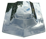C3 Corvette 1968-1972 L88 Fiberglass Hood - Direct Bolt-On
