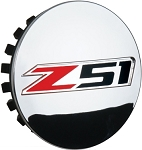 C7 Corvette Stingray 2014-2019 GM Z51 Logo Center Cap