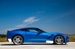 C7 Corvette Stingray 2014+ Lamin-X Pre-Cut Clear Bra Paint Protection System - Optional Mirror Protection Film
