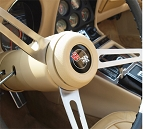 C3 Corvette 1977-1982 Horn Button Kits - Paint To Match