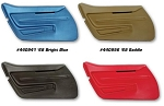 C3 Corvette 1968 Door Panels w/ Door Handle Inserts