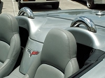 C6 Corvette 2005-2013 Faux Roll Bars