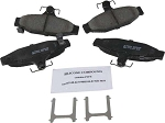 C4 Corvette 1988-1996 Ceramic Brake Pad Set
