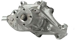 C4 Corvette 1984-1991 Aluminum Water Pump - As Cast Finish