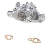 C4 Corvette 1984-1991 Polished Aluminum Water Pump - Including ZR1