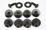 C4 Corvette 1989-1996 Hard Top Bolt & Washer Kit - 20pcs
