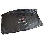 C5 C6 Corvette 1997-2013 Roof Panel Bags - Embroidered with Logo - Multiple Color Options