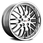 C4 Corvette 1984-1996 Cray Manta Wheel Set - Size/Finish Selection