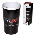 C6 Corvette 2005-2013 Chevrolet 4 Piece 16 oz. Tumbler Set
