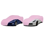 C3 C4 C5 C6 C7 Corvette 1968-2014+ Semi-Custom Fit Car Cover - Pink