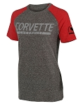 C3 C4 C5 C6 C7 Corvette 1968-2014+ Big Hitter T-Shirt