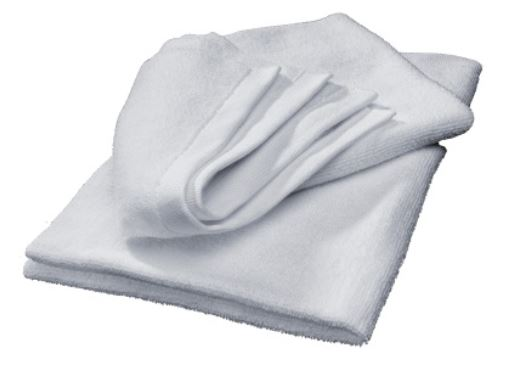 WeatherTech TechCare Microfiber Finishing Cloth /& Quick Detailer
