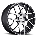 C5 Corvette Base/Z06 1997-2004 TSW Nurburgring Wheel Set - Size/Finish Selection