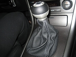 C3 Corvette 1977-1982 Perforated Leather Shift Boot
