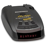 C3 C4 C5 C6 C7 Corvette 1968-2014+ Beltronics Pro 300 Radar and Laser Detector