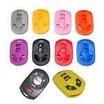 C6 Corvette 2005-2007 Silicone Keyless Entry Remote Cover - Multiple Color Options
